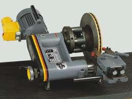 Hunger E 326a - Станок для проточки тормозных дисков легковых а/м