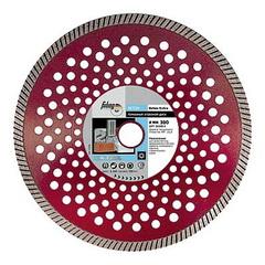 Алмазные диски для сухой и влажной резки