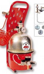 Оборудование для прокачки тормозной системы APAC
