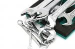 Ложементы с инструментом для инструментальных тележек Kamasa-Tools