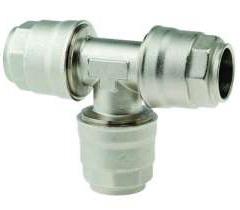 Система алюминиевых трубопроводов