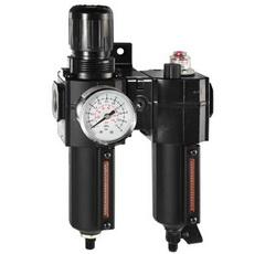 Блоки подготовки воздуха (фильтры-регуляторы, лубрикаторы, масленки)