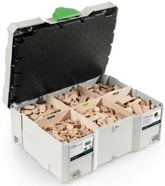 Оснастка и расходные материалы для фрезера DOMINO