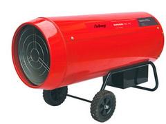 Газовые тепловые пушки FUBAG