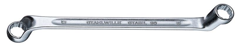 Двойные накидные ключи STABIL