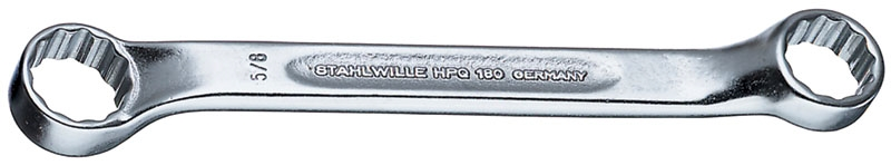 Двойные накидные ключи AS drive-HPQ