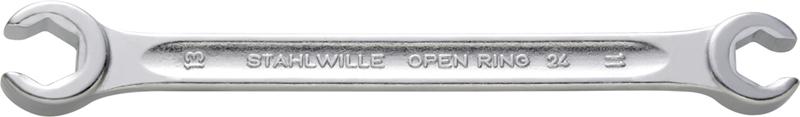 Двойные накидные ключи OPEN-RING