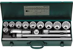 Насадки для торцовых ключей, соединительные и приводящие злементы. Наборы торцовых ключей для ручного использования