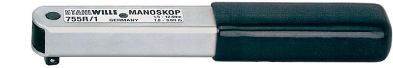 Механические динамометрические ключи серии Industrial MANOSKOP® 755. Для выполнения работ на конвейере или в серийном производстве.