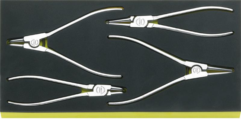 Наборы инструмента во вкладышах Tool Control