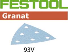 Абразивные шлифовальные треугольники 93V