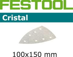 Абразивные шлифовальные треугольники 100х150 мм